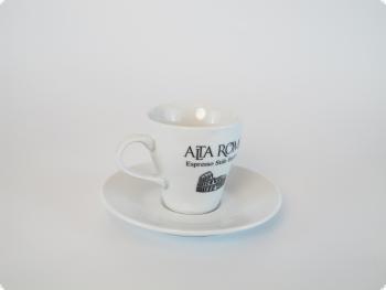 Кофейная пара Alta Roma (Альта Рома), чашка (150 мл) + блюдце