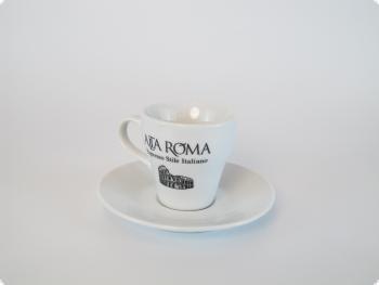 Кофейная пара Alta Roma, чашка (90 мл) + блюдце