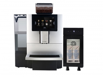 Суперавтоматическая Кофемашина Dr.coffee F11 Big с увеличенным бункером воды на 8л
