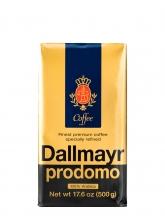 Кофе в зернах Dallmayr Prodomo (Даллмайер Продомо)  500 г,  вакуумная упаковка