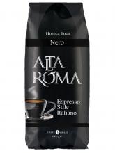 Кофе в зернах Alta Roma Nero (Альта Рома Неро)  1 кг, вакуумная упаковка
