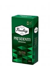 Кофе молотый Paulig Presidentti Original (Паулиг Президентти Оригинал)  250 г, вакуумная упаковка