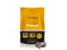 Кофе в капсулах Elite Coffee Collection Romano (Элит Кофе Коллекшион Романо), упаковка 10 капсул, формат Nespresso