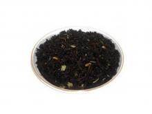 Чай черный Дикая Вишня (с ягодой), упаковка 500 г, крупнолистовой ароматизированный чай