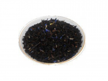 Чай черный Черная смородина, упаковка 500 г,  крупнолистовой ароматизированный чай