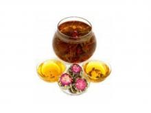 Чай связанный  Юй Лун Тао (Персик Дракона), упаковка 500 г, крупнолистовой чай