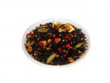 Чай черный Апельсиновое печенье, упаковка 500 г, крупнолистовой ароматизированный чай