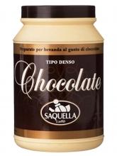 Горячий шоколад Saquella (Сакуэлла), 1 кг, банка