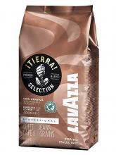 Кофе в зернах Lavazza Tierra (Лавацца Тиера)  1 кг, вакуумная упаковка