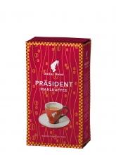 Кофе молотый Julius Meinl Prasident (Юлиус Майнл Президент)  250 г, вакуумная упаковка