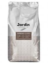 Кофе в зернах Jardin Espreesso Gusto (Жардин Эспрессо густо)  1 кг, вакуумная упаковка