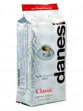 Кофе в зернах Danesi Classic (Данези Классик)  1 кг, вакуумная упаковка