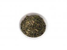 Чай зеленый Вечерний хит сенча улун, упаковка 500 г, крупнолистовой ароматизированный чай