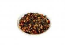 Чай травяной Малина с Мятой, упаковка 500 г, крупнолистовой чай