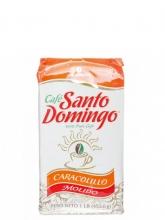Кофе молотый Santo Domingo Caracolillo (Санто Доминго Караколийо)  453,6 г, вакуумная упаковка