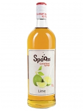 Сироп SPOOM (Спум) Лайм 1 л