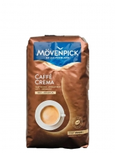 Кофе в зернах Movenpick Caffe Crema (Мовенпик Кафе Крема)  500 г, вакуумная упаковка