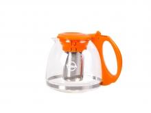 Чайник для чая Годжи, стеклянный, 1100 мл