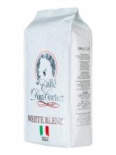 Кофе в зернах Carraro caffe Don Cortez White (Карраро Дон Кортез Белый)  1 кг, вакуумная упаковка
