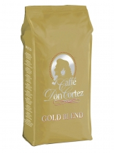Кофе в зернах Carraro caffe Don Cortez Gold (Карраро Дон Кортез Золотой)  1 кг, вакуумная упаковка
