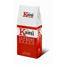 Кофе в зернах Kami Rosso (Ками Россо)  1 кг, вакуумная упаковка