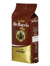 Кофе в зернах De Roccis Oro Intenso (Де Роччис Оро Интенсо)  1 кг, вакуумная упаковка