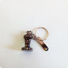 Брелок для ключей, Темпер темный