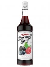 Сироп Barinoff (Баринофф) Лесная ягода 1 л