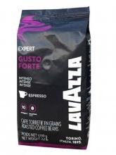 Кофе в зернах Lavazza Gusto Forte (Лавацца Густо Форте)  1 кг, вакуумная упаковка