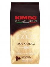 Кофе в зернах Kimbo Gold (Кимбо Голд)  1 кг, вакуумная упаковка