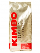 Кофе в зернах Kimbo Gusto Dolce (Кимбо Густо Дольче)  1 кг, вакуумная упаковка