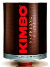 Кофе в зернах Kimbo Elite Arabica TOP Selection (Кимбо Элит Арабика Топ Селекшн)  3 кг, железная банка