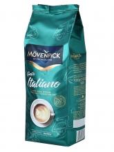 Кофе в зернах Movenpick Caffe Crema Gusto Italiano (Мовенпик Кафе Крема Густо Итальяно)  1 кг, вакуумная упаковка