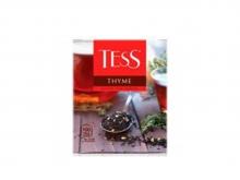 Чай черный Tess Thyme, упаковка 100 пакетиков