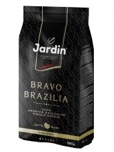 Кофе в зернах Jardin Bravo Brazilia (Жардин Браво Бразилия)  1 кг, вакуумная упаковка