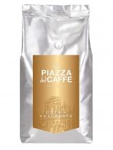 Кофе в зернах Piazza Del Caffe Crema Vellutata (Пьяцца Дель Кафе Крема Велютата)  1 кг, вакуумная упаковка