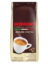 Кофе в зернах Kimbo Dolche Crema (Кимбо Дольче Крема)  1 кг, вакуумная упаковка
