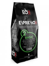 Кофе в зернах EspressoLab 02 BASIC (Эспрессо Лаб Бэсик)  1 кг, вакуумная упаковка