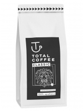 Кофе в зернах Total Coffee CLASSIC (Тотал Кофе Классик)  1 кг, вакуумная упаковка