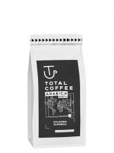 Кофе в зернах Total Coffee Colombia Supremo (Тотал Кофе Колумбия Супремо)  500 г, вакуумная упаковка