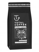 Кофе в зернах Total Coffee SUPER CREMA (Тотал Кофе Супер Крема)  1 кг, вакуумная упаковка