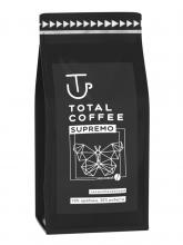 Кофе в зернах Total Coffee SUPREMO (Тотал Кофе Супремо)  1 кг, вакуумная упаковка