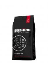 Кофе в зернах Bushido Black Katana (Бушидо Блэк Катана)  227 г, вакуумная упаковка