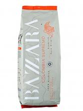 Кофе в зернах Bazzara Colombia Supremo (Бадзара Колумбия Супремо)  1 кг, вакуумная упаковка, плантационный