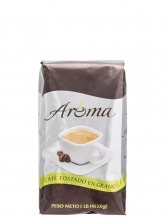 Кофе в зернах Santo Domingo Aroma (Санто Доминго Арома)  453,6 г, вакуумная упаковка