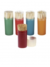 Зубочистки, 100 шт./упак., 10 упаковок